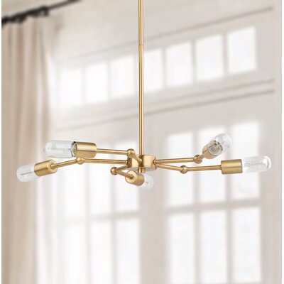 Venezia 5-Light Cluster Pendant