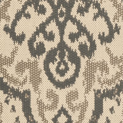 Fairview Beige/Anthracite Area Rug Rug Size: Rectangle 4 x 57