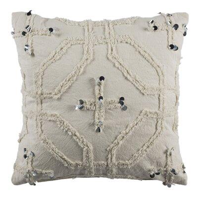 Yacoub 100% Cotton Throw Pillow