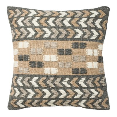 Bangor Wool Throw Pillow