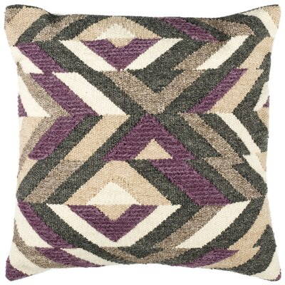Bantom Wool Throw Pillow