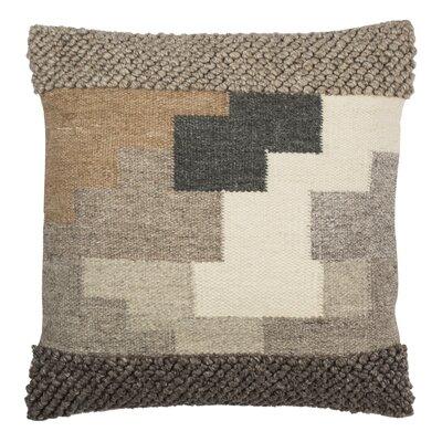 Baranof Wool Throw Pillow