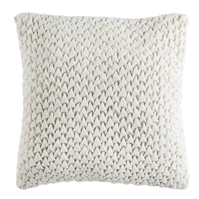 Dancy 100% Cotton Throw Pillow Size: 20 H x 20 W x 2 D