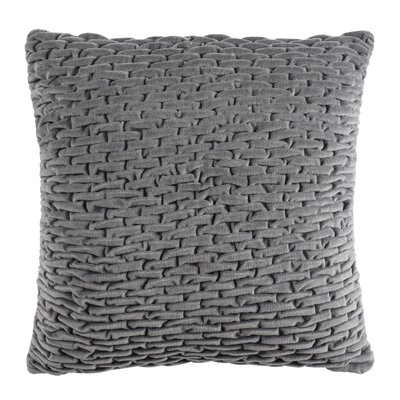 Danford 100% Cotton Throw Pillow Size: 20 H x 20 W x 2 D