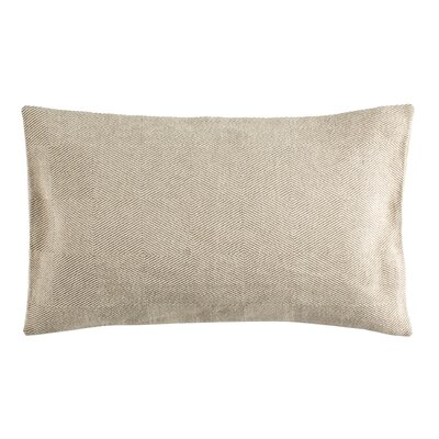 Daniell 100% Cotton Throw Pillow Size: 20 H x 20 W x 2 D