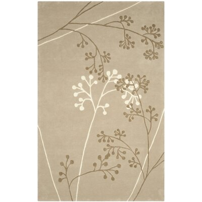 Soho Sage Area Rug Rug Size: Rectangle 5 x 8