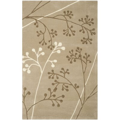 Soho Sage Area Rug Rug Size: Rectangle 36 x 56
