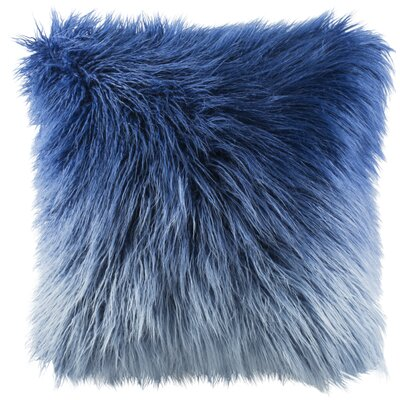 Dormody Throw Pillow Color: Blue