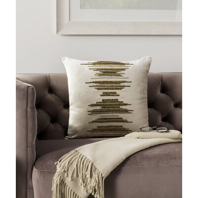 Sinderen Throw Pillow Size: 20 H x 20 W x 2 D