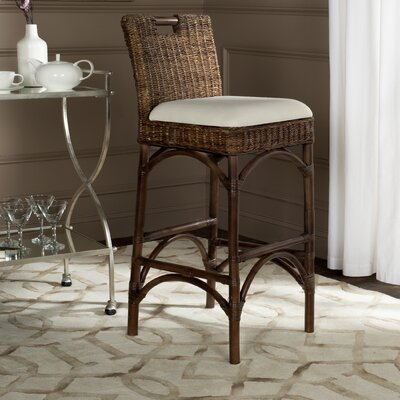 32 Bar Stool Finish: Brown