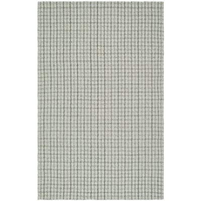 South Hampton Silver Area Rug Rug Size: 89 x 12