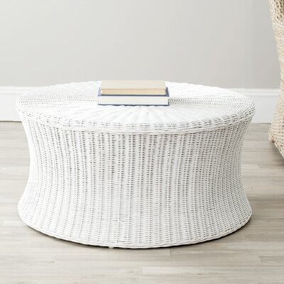 Bowling Green Coffee Table Finish: White