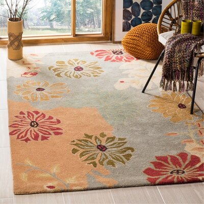 Metro Multi Rug Rug Size: Rectangle 5 x 8