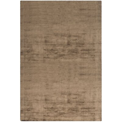 Mirage Brown Area Rug Rug Size: Rectangle 4 x 6