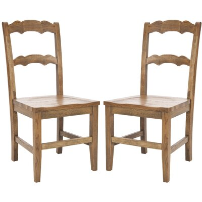 Maci Solid Wood Dining Chair