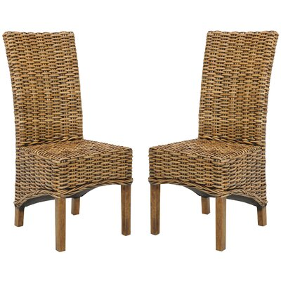 Easy financing Aspen Parsons Chair (Set of 2)...