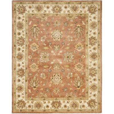 Bergama Rug Rug Size: Rectangle 8 x 10