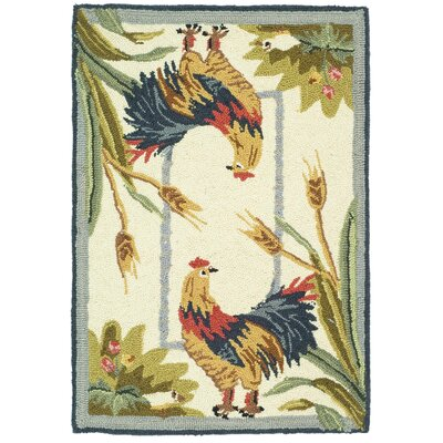 Kinchen Country Rug Rug Size: Rectangle 79 x 99