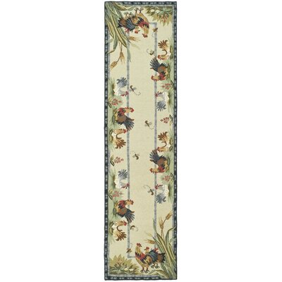 Isabella HK56A Country Rug Rug Size: Runner 26 x 10