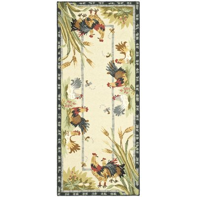 Isabella HK56A Country Rug Rug Size: Runner 26 x 6