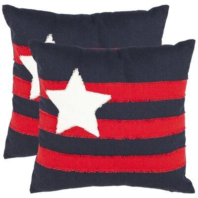 Jovi Cotton Throw Pillow