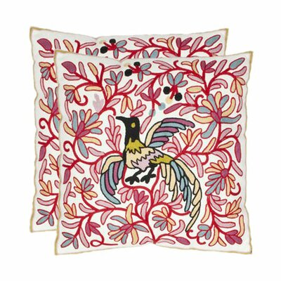 Matlock Cotton Throw Pillow