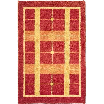 Gabbeh Assorted Rug Rug Size: Rectangle 6 x 8