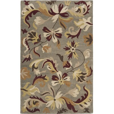 Jardin Sage/Multi Rug Rug Size: Rectangle 8 x 10