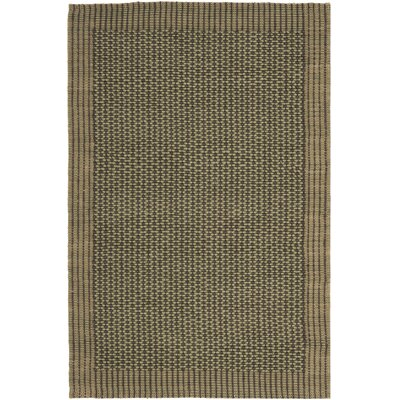 Greene Charcoal / Green Area Rug Rug Size: Rectangle 5 x 8