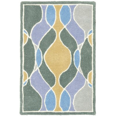 Soho Dark Multi Contemporary Rug Rug Size: Rectangle 2 x 3