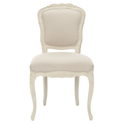 Jolliff French Upholstered Dining Chair
