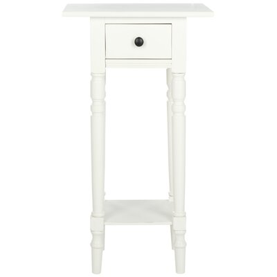 Easy financing Donna 1 Drawer Nightstand Color: Di...