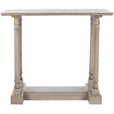 Financing Andy Console Table Finish: Vintage ...