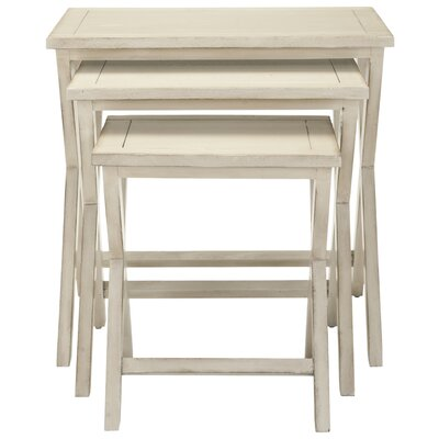 Financing for 3 Piece Nesting Tables Finish: Alan...