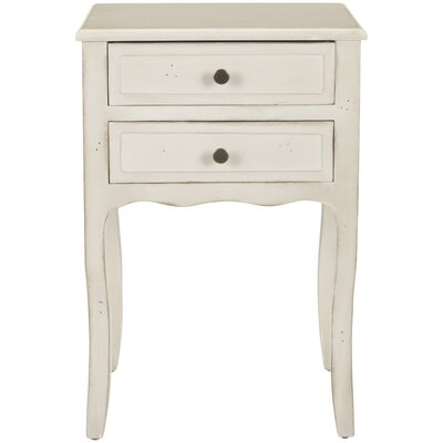 Easy furniture financing Colin 2 Drawer Nightstand...