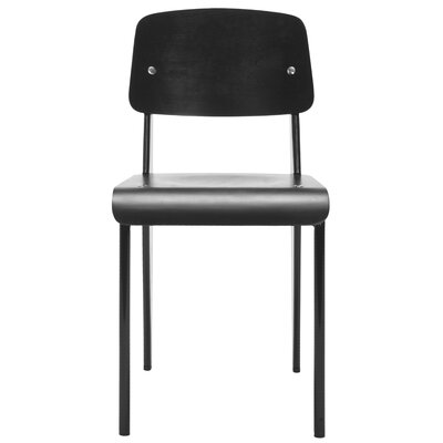 No credit check financing Raul Side Chair (Set of 2) Finish: ...