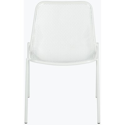 Low Price Safavieh Kay Side Chair (Set of 4) Finish: White