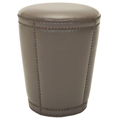 Baylee Ottoman Color: Grey image