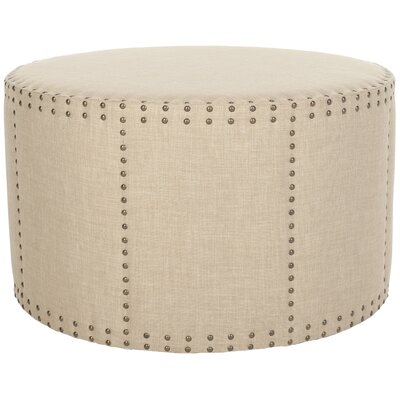 Cotilde Upholstered Cocktail Ottoman