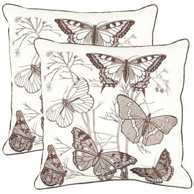 Roberto Cotton Throw Pillow