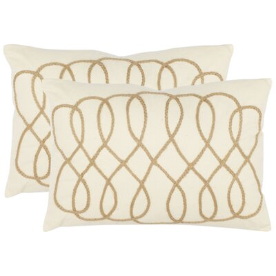 Gia Cotton Lumbar Pillow