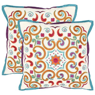 Finn Throw Pillow Color: Gold