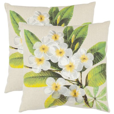 Colt Cotton Throw Pillow