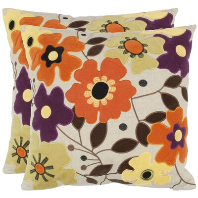 Lorenzo Cotton Throw Pillow