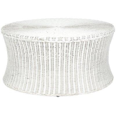Safavieh Ruxton Ottoman - Color: White at Sears.com