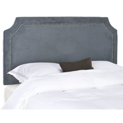 Financing Shayne Headboard Color: Grey, Size:...