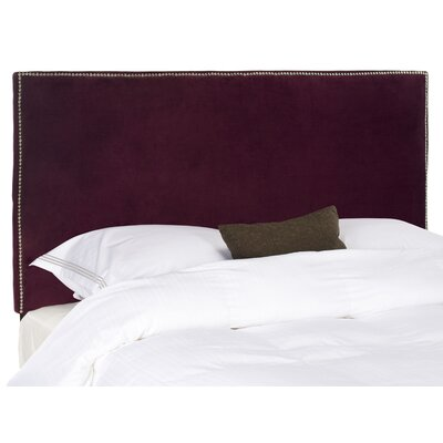 Easy financing Sydney Headboard Color: Eggplant, S...