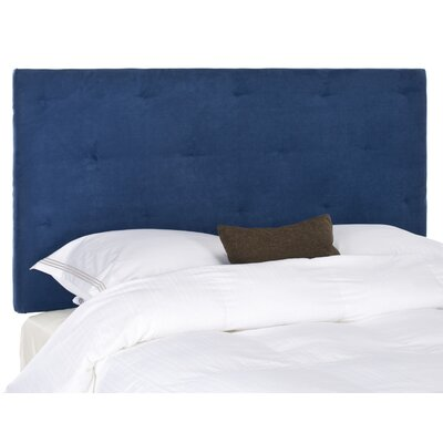 Rent to own Martin Headboard Color: Blue, Size:...