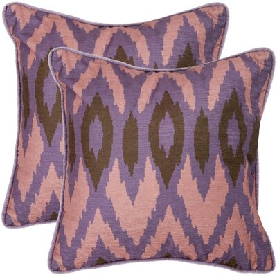 Easton Throw Pillow Size: 18 x 18