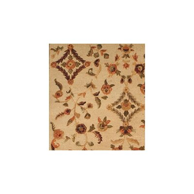 Imperial Hand-Tufted Brown Area Rug Rug Size: Runner 23 x 8
